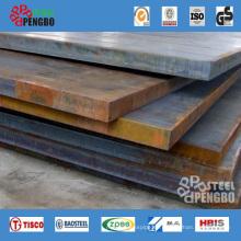 Placa de acero 4130 Alloy Structral