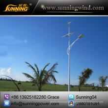 Wind Solar Hybrid System for 50W Lighting System