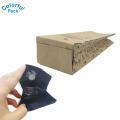 Sacos de Coffe do papel de embalagem 12oz com o saco de empacotamento da válvula de desgaseificação
