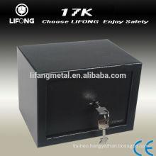 Cheapest mini safe , only key mechanical safe box