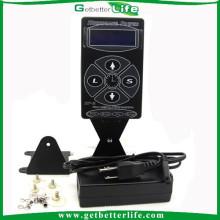 Getbetterlife boa qualidade Digital preto 50/60Hz tatuagem máquina de alimentação