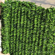 Легко собранный комплимент искусственные зеленые бамбуковые изгороди