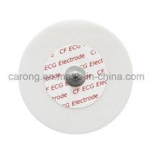 Eletrodos descartáveis de ECG aprovados com CE, ISO