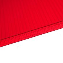 Поликарбонат сотовый лист производителя многослойный лист для skylight Roofling листов Гарантия 10 лет на акрил лист ПВХ