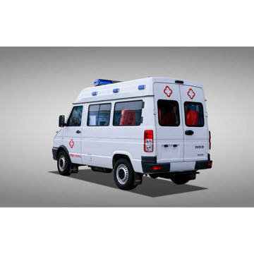 IVECO Brand ICU medical ambulance