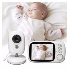 Voice Control Infant Wireless Camera Baby Monitor