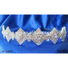 New fashion wholesale rhinestone elastic hair band