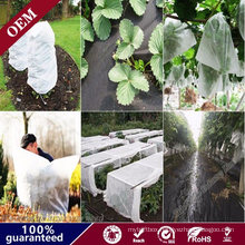 Non+Woven+Fabric+Mulch+Frost+Blanket+Agriculture+Ground+Cover+Garden