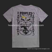 T-Shirts mit Sild-Siebdruck