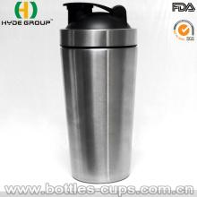 700ml Single Wall Stainless Steel Shaker Water Bottle (HDP-0599)
