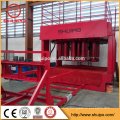 Hydraulic Dished End Configuring Machine,Dish Head Expanding Machine,Dish Bottom Flanging Machine For Tank