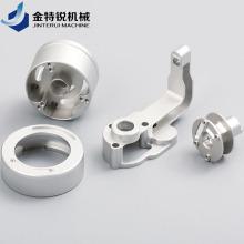 Servicio de mecanizado de aluminio anodizado en color