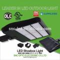 2016 Hottest LED Parking Lots Lamp 300w, Outdoor LED Shoebox Light, DLC LED Shoebox Fixture