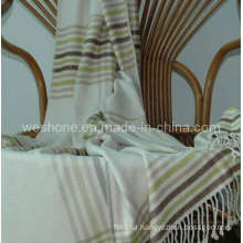 Bamboo Throw, Bamboo Blanket, Bamboo Fiber Throw Bt-09032s