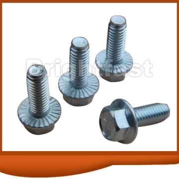 Hex Flange Bolt  Carbon steel