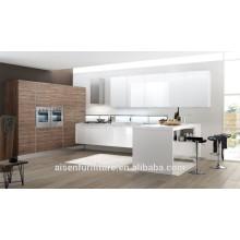 Mueble de cocina de estilo mixto para el mercado europeo