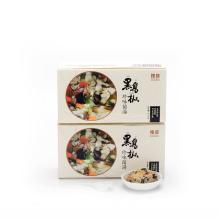 Sofortige gefriergetrocknete Shitake-Pilze Instant-Suppe