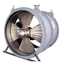 75KW electric marine bow thruster Solas approved ship vessel Tunnel thruster