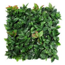 12 piezas 50 x 50 cm Pared de hierba artificial al aire libre mejor venta al por mayor para balcón