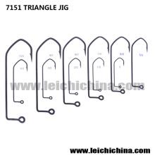 Triángulo de alta calidad Jig Hook