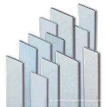 3003/3102 Micro Multiport flache Aluminiumrohrextrusion für Wärmetauscher