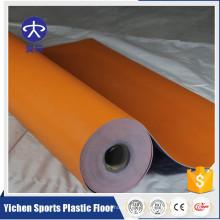 Plancher de PVC qui respecte l'environnement pour la maternelle
