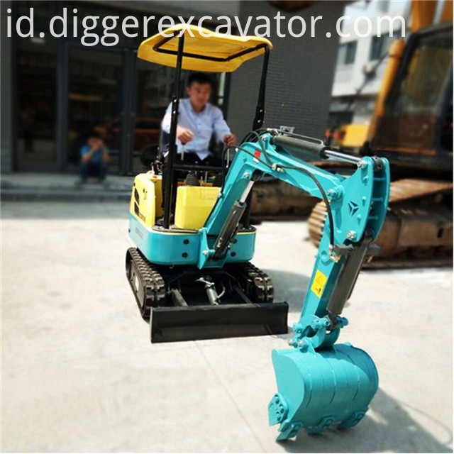Wholesale Hydraulic Mini Digger