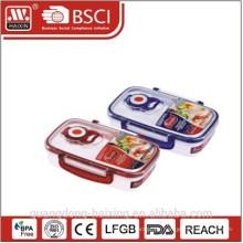 Klassische Kunststoff Essen-Container