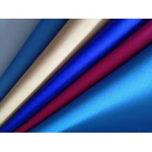 Polyester-Pfirsich-Haut-Gewebe des Polyester-100% für Strand keucht Stoff / Bettwäsche