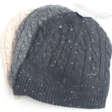 (LKN15037) Promocionais inverno malha Beanie Chapéus
