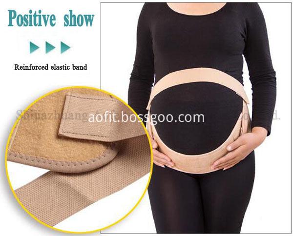 maternity belly belt