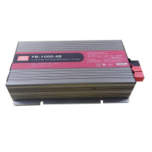 MEAN WELL 1000 W carregador de bateria de iões de lítio 48vdc UL CE CB PB-1000-48