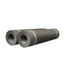 UHP graphite electrode used in arc furnace steelmaking