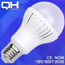 SMD 5730 9W LED Bulb Light Plastic Fixture