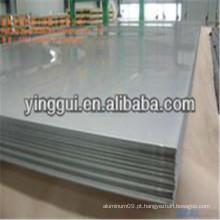 6009 folhas de telha usadas em liga de alumínio