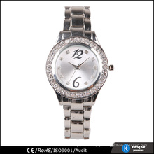 wholesale watch cheap ladies diamond watch bracelet, japan pc21 watch