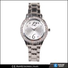 Relógio por atacado relógio de diamante barato relógio de diamante, relógio japão pc21