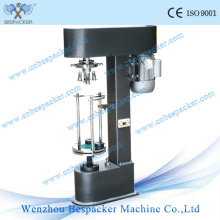 Semi-Auto Metal Cover Locking Lid Capping Machine