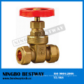 Forged Gate Valve with Brass Body Prices (BW-G11)