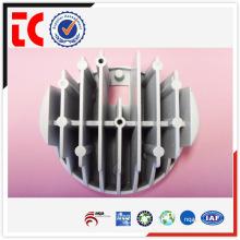Los productos chinos calientes más vendidos por encargo fundió el fregadero de calor del bastidor para el receptor de calor llevado del LED / del recinto para el led