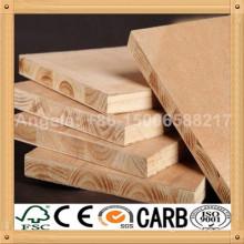 Falcata Core Melamine Faced Blockboard