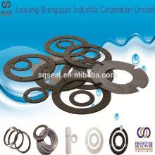 2015 junta de goma del silicón del tubo / junta de goma de silicona de calidad alimentaria