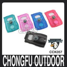 Chongfu personalizado logotipo LED sobrevivência cartão