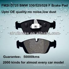 D725 OE QUALITY Bremsbelag für BMW CALIPER TEILE