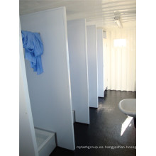 Baño portátil prefabricado para la venta (shs-mc-ablution017)