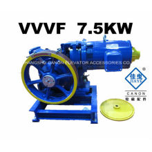 Traction Machine for MRL Lift