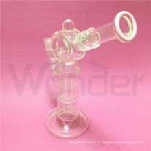 Conduites d'eau en verre bon marché en ligne