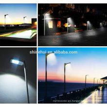 Luz de calle solar, 6W todo en una luz del patio con mejor calidad en la industria de la iluminación de shenzhen