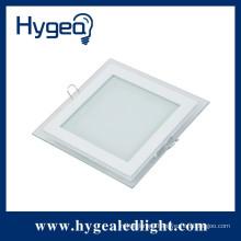 Cheap price IP55 ultra-thin 9w square led panel light