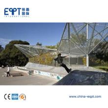 Structure d'acier du fabricant professionnel pour Canopy